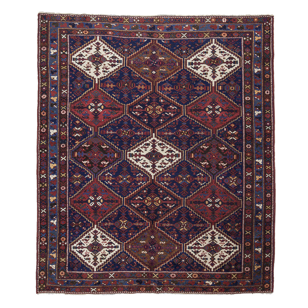 Persian Afshar Carpet