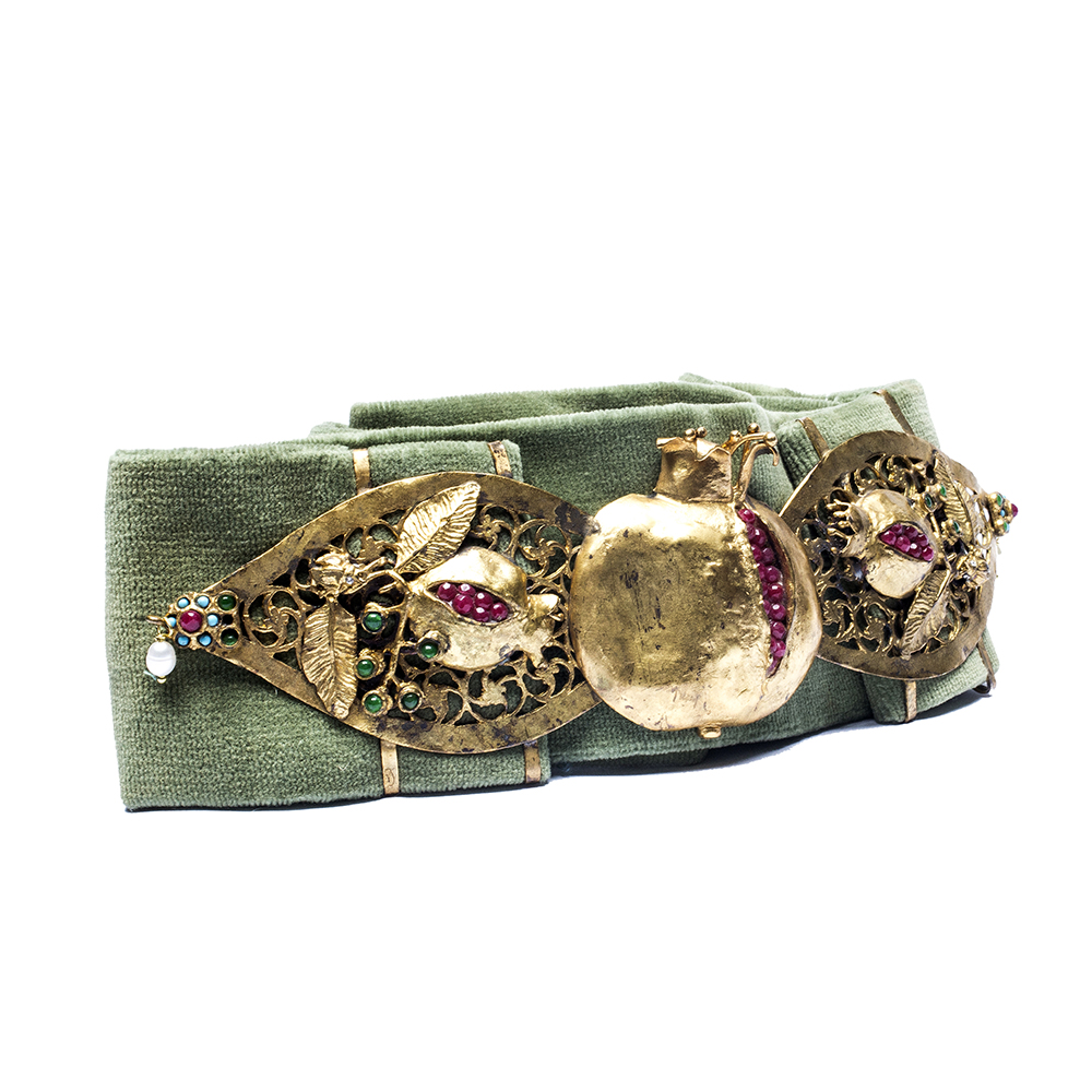 Pomegranate Belt