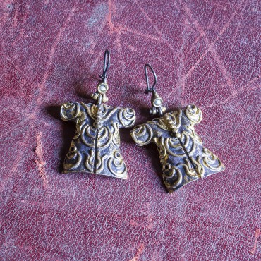 Kaftan Earrings