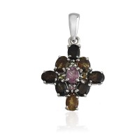 Tourmaline Pendant Head