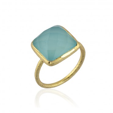 Chalcedony Ring